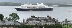 Bantry Bay Port Company Aiming to Increase the Number of Cruise Visits to Bantry Harbour