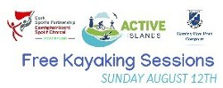 Free Kayaking Abbey Slipway Bantry