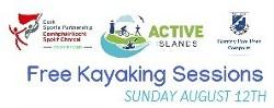 Free Kayaking Abbey Slipway Bantry