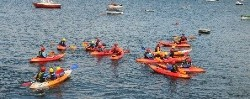 Kayaking the Bantry Blueway Article Evening Echo