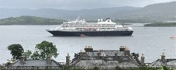 Bantry Bay Port Company Welcomes First Liner to Bantry Bay